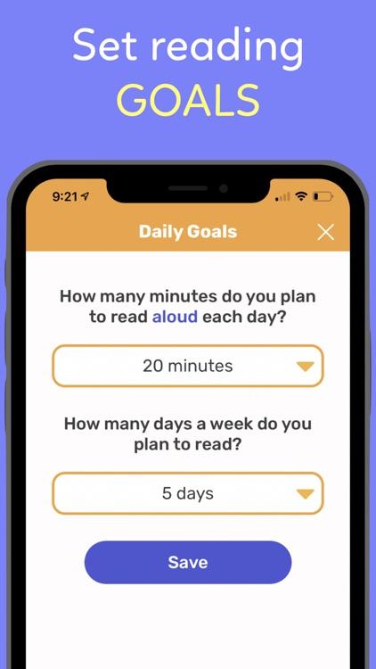 Reading Starz: Read it aloud! screenshot-5