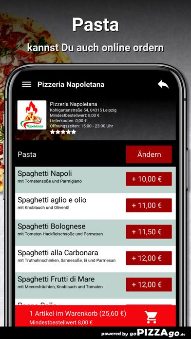 Pizzeria Napoletana Leipzig screenshot 5