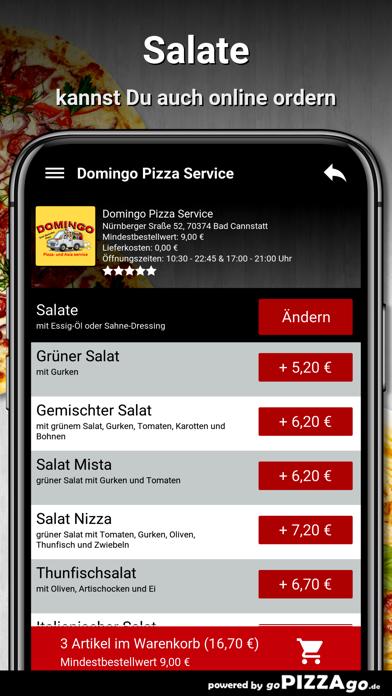 Domingo Bad Cannstatt screenshot 5