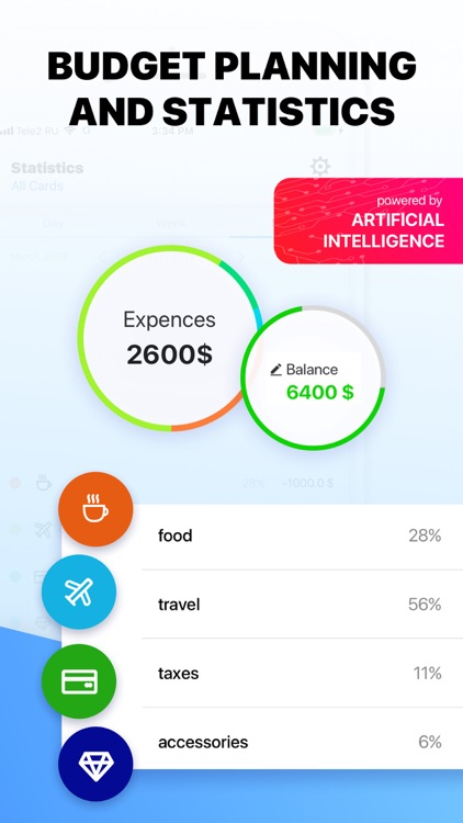 Credit Cards Manager: QR Scan