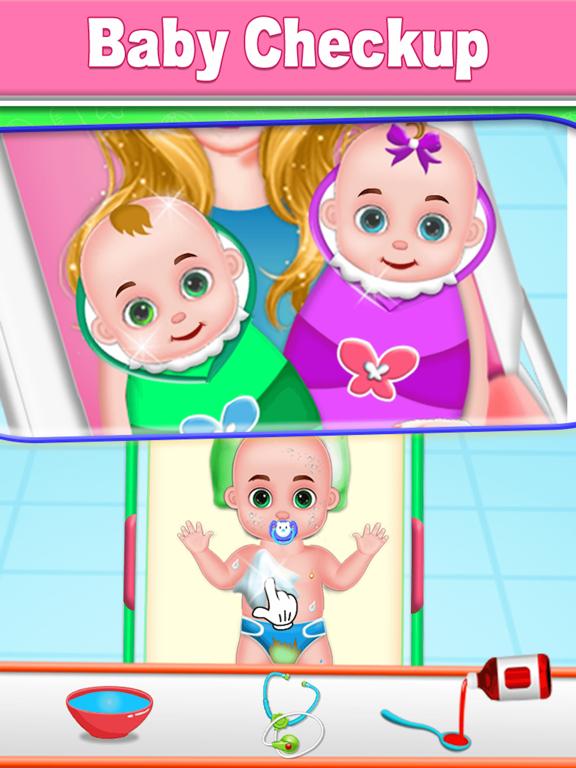 Pregnant Mom BabySitter Game screenshot 10