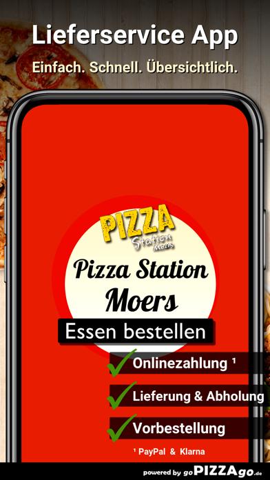Pizza Station Moers screenshot 1