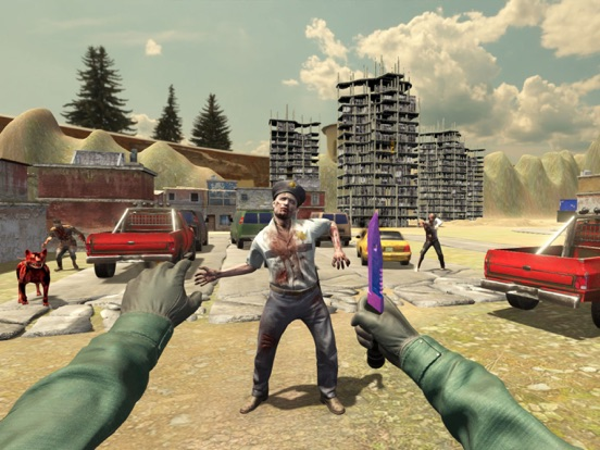 Army Of The Dead 3D- MMORPG screenshot 8