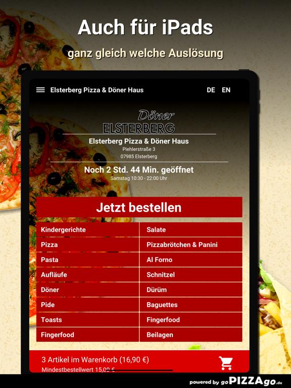 Elsterberg Pizza & Döner Haus screenshot 7