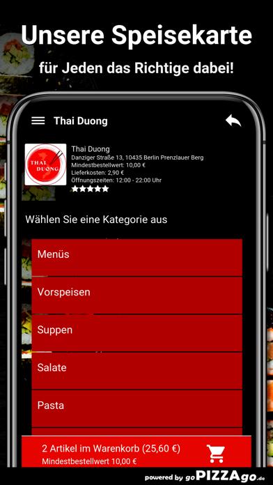 Thai-Duong Berlin screenshot 4
