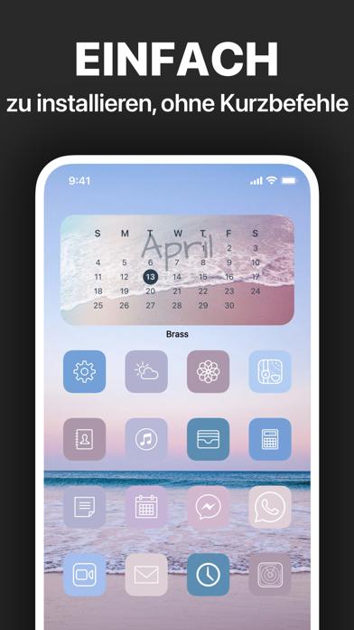 Brass - Eigene Icons & WidgetsScreenshot von 8