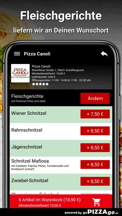 Pizza Canoli Schöffengrund screenshot 6