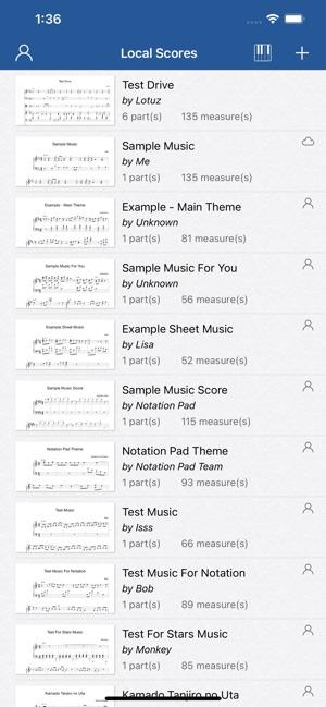 Notation Pad Pro - hiểu notes