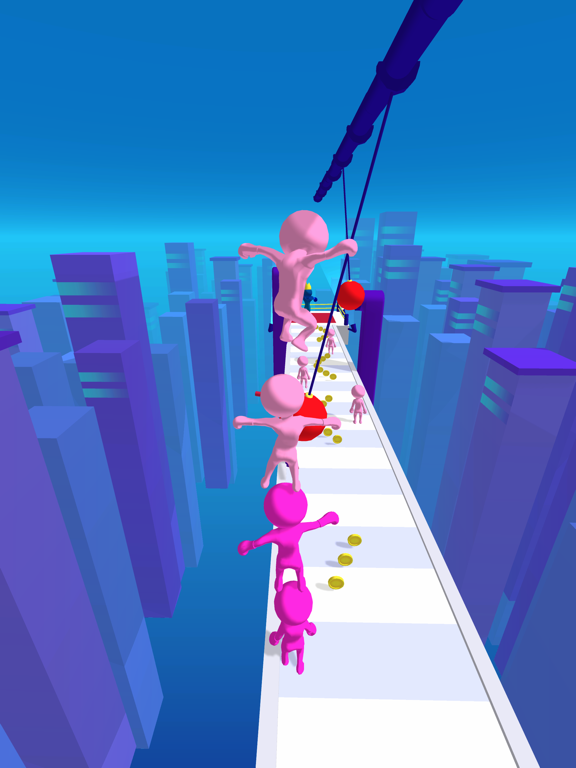 Match Human Run screenshot 11