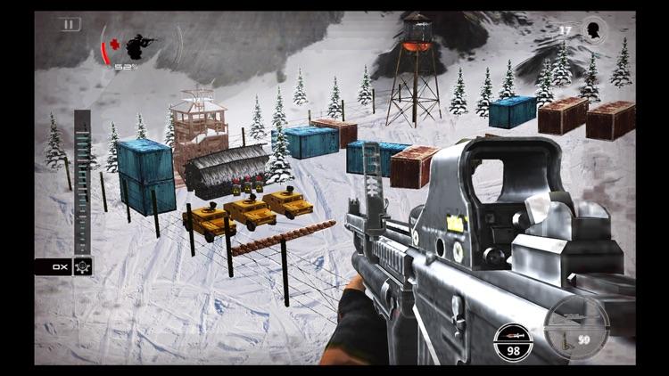 Mountain Sniper 3D Shooting screenshot-6