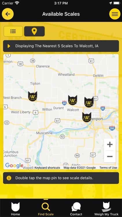 CAT Scale Locator screenshot-3