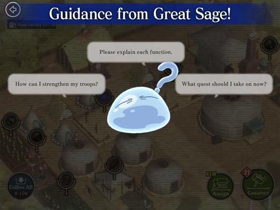 SLIME - ISEKAI Memories screenshot 19