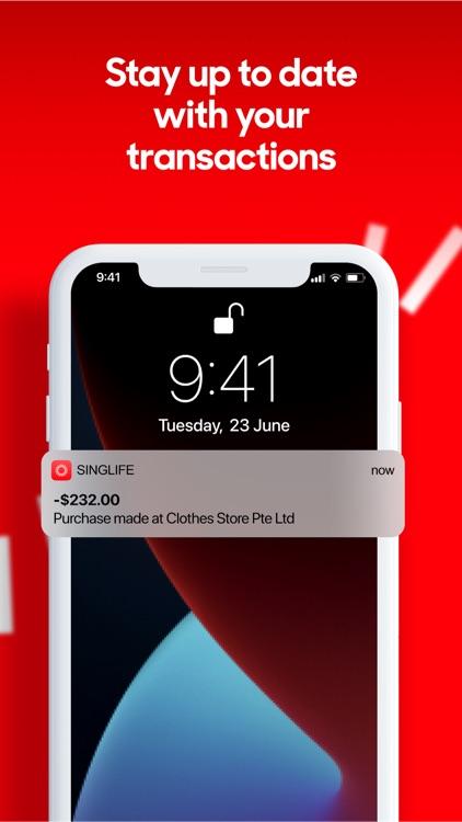 Singlife | Investing & Saving screenshot-6