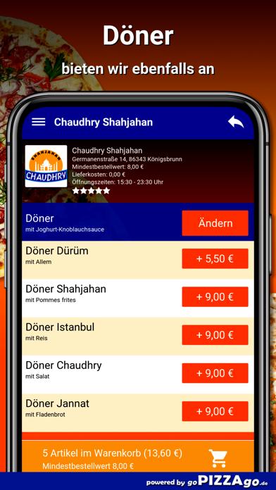 Shahjahan Königsbrunn screenshot 6
