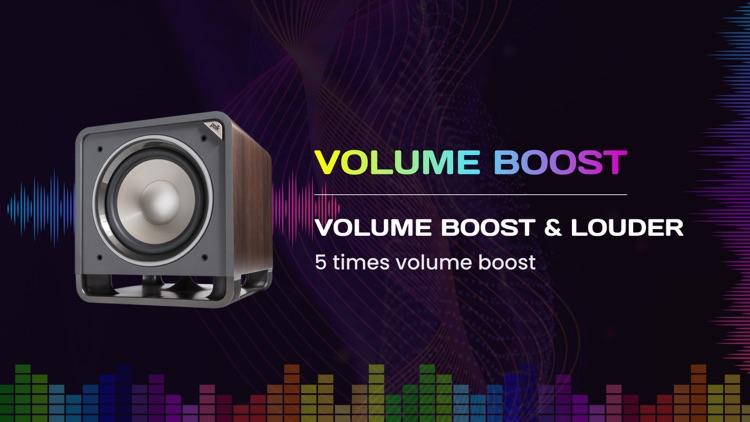 Bass & Volume BOOSTER screenshot-5