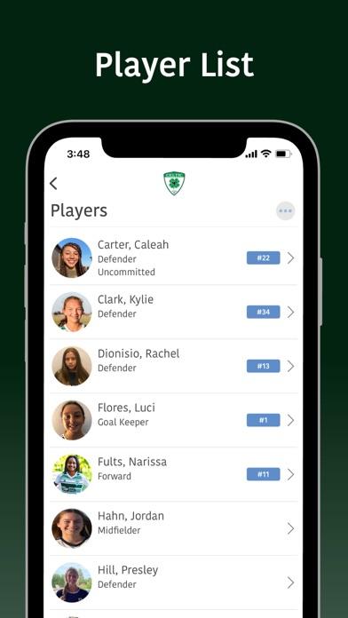 Oklahoma Celtic Soccer screenshot 3