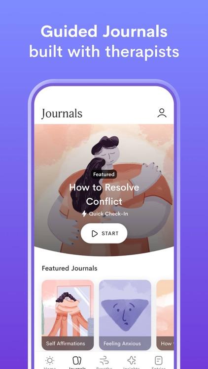 Jour: Daily Self-Care Journal screenshot-8