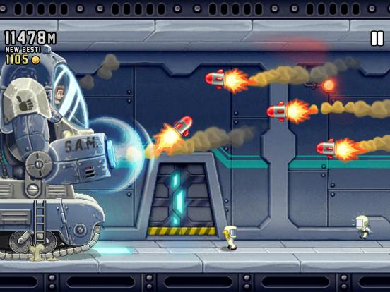 Jetpack Joyride+ screenshot 8