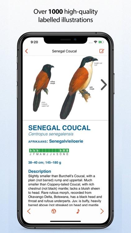 Sasol eBirds Southern Africa screenshot-4