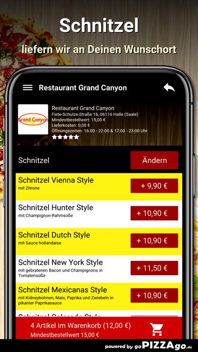 Restaurant Grand Canyon Halle screenshot 6