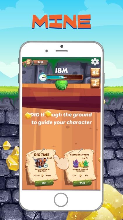 Lumber Jack: Mine & Chop Shop screenshot-2