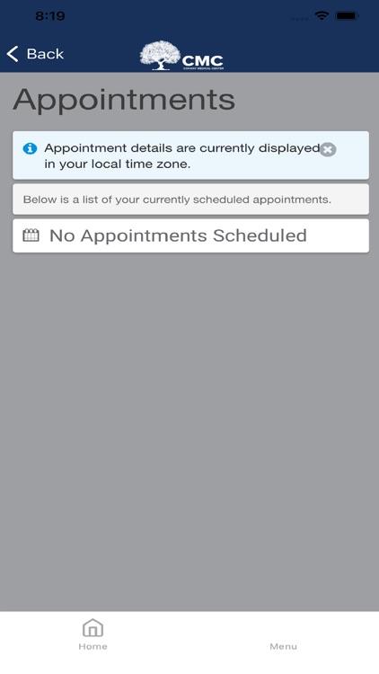 CMC Care screenshot-3