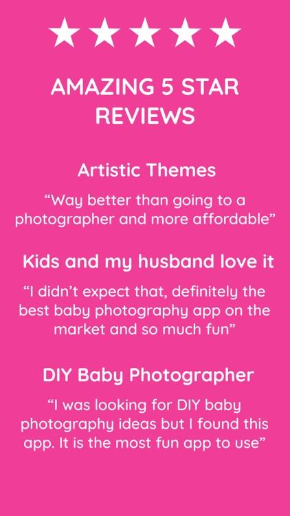 Tiny Peanut: Baby Photo Editor screenshot-5