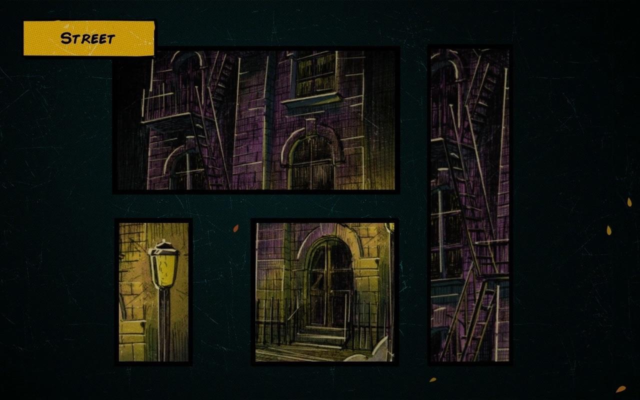 Screenshot do app Blackout: The Darkest Night