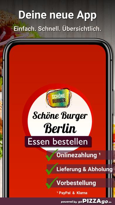 Schöne Burger Berlin screenshot 1