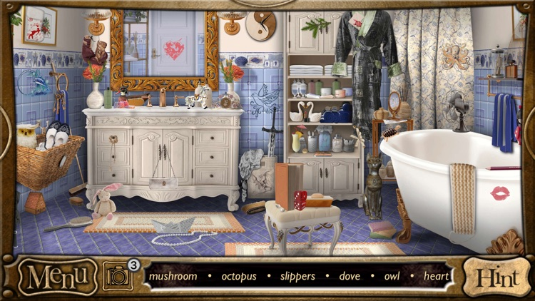 Hidden Objects Sherlock Holmes screenshot-4