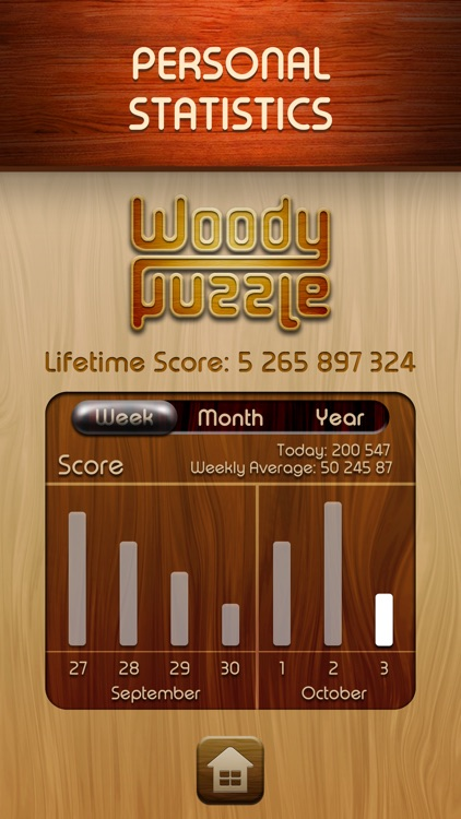 Woody Block Puzzle Brain Game