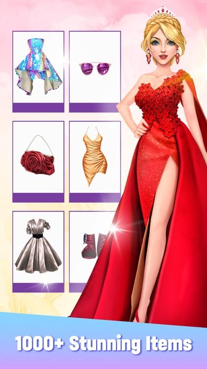 Fashion Show: Dress Up, Makeup