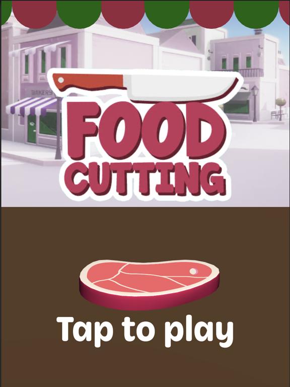 Food Cutting - Chopping Game screenshot 6