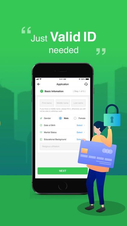 PeraUp - Mobile Cash Loan