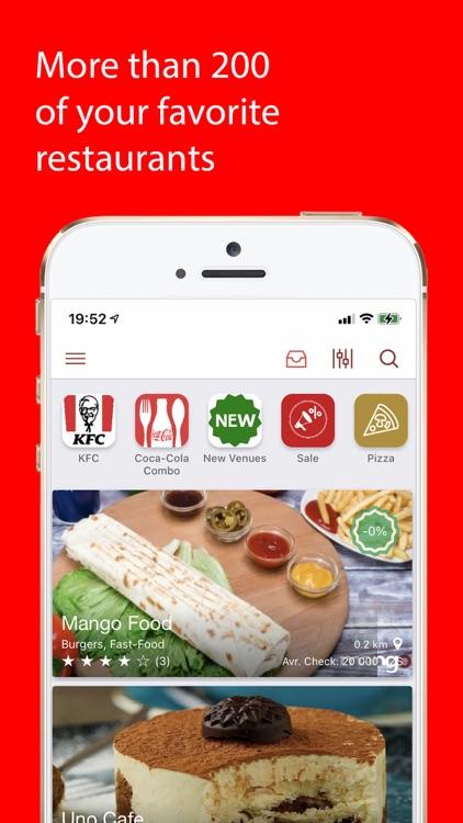 Stolik - Food Delivery screenshot-4
