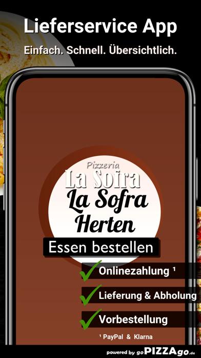 Pizza-Florenz Kassel screenshot 1