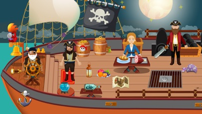 海賊船の宝探し紹介画像2