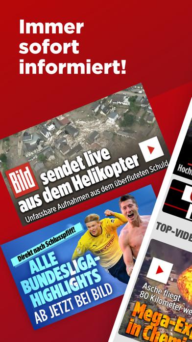 Screenshot #1 pour BILD News - Nachrichten live