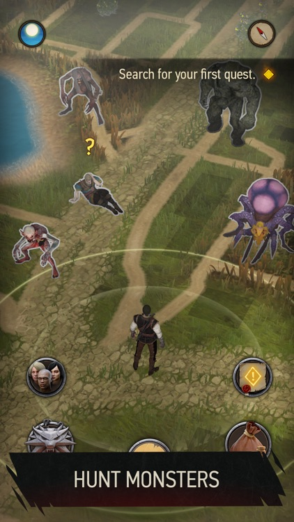 The Witcher: Monster Slayer screenshot-5