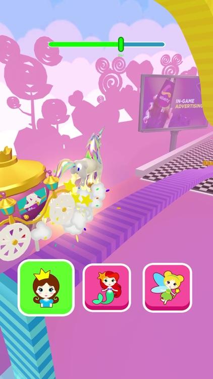 Shift Princess: race car games screenshot-3
