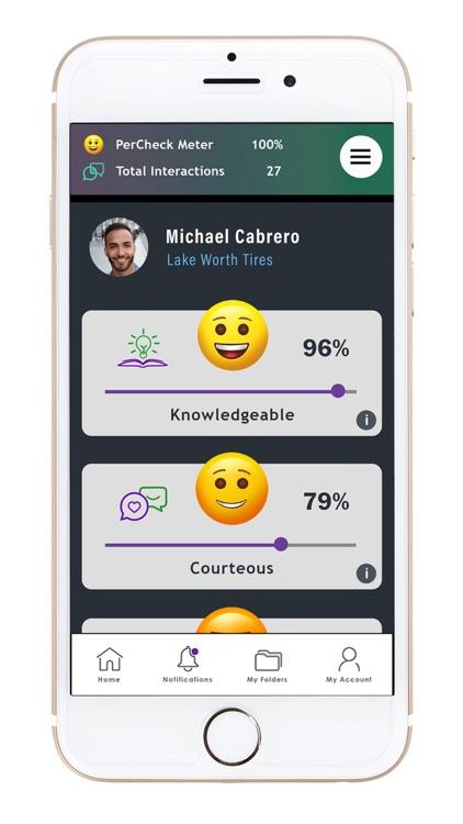 PerCheck App screenshot-4