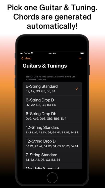 SongFolio: Chords,Tabs,Setlist screenshot-5