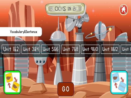 Phonics Orange Level screenshot 10