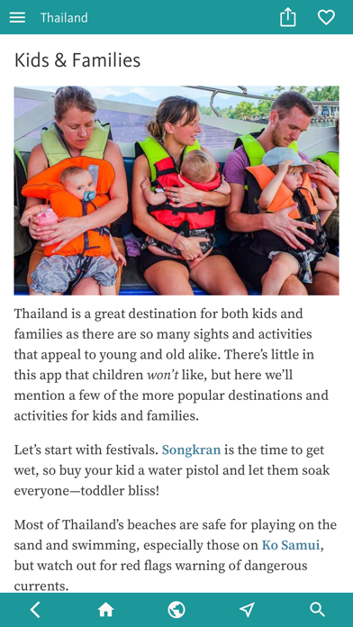 Thailand's Best: Travel Guide screenshot 7