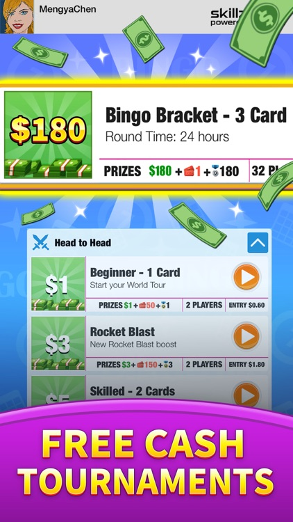 Bingo Cash: Win Real Money screenshot-6