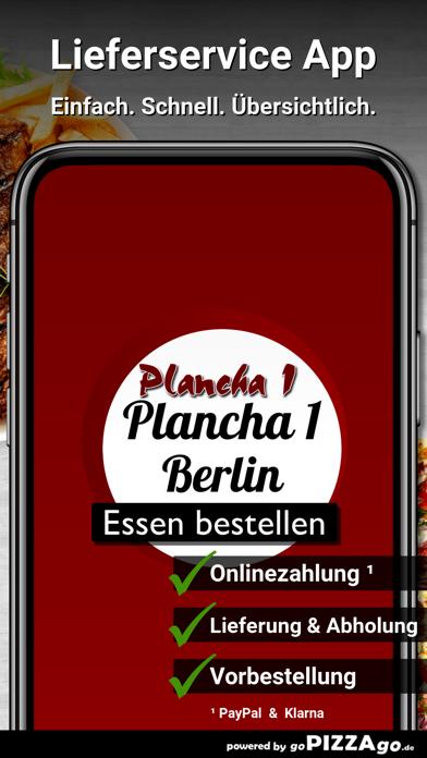 Steakhaus Plancha 1 Berlin screenshot 1