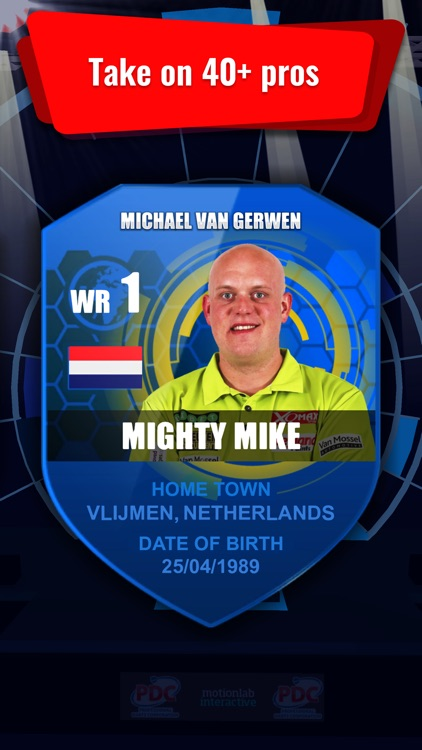 PDC Darts - Official Game
