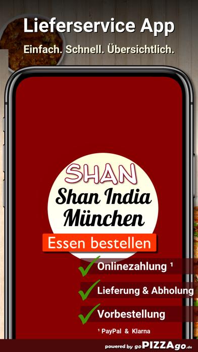 Shan India München screenshot 2