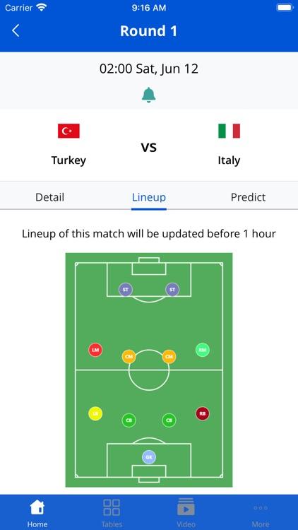 Euro Football App screenshot-5