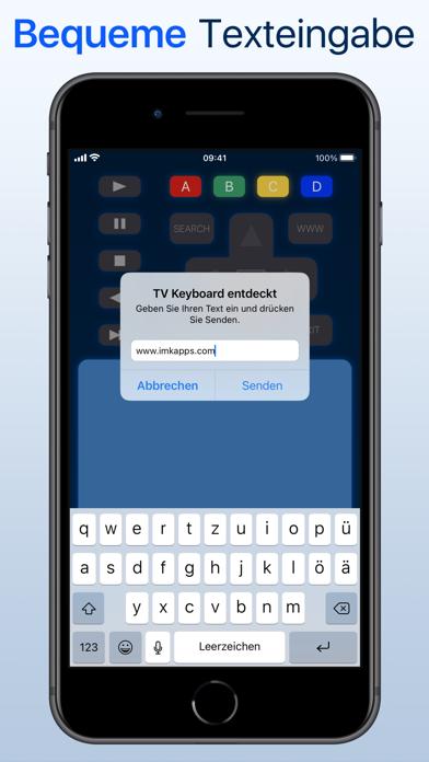 myTifi remote für Samsung TVScreenshot von 4